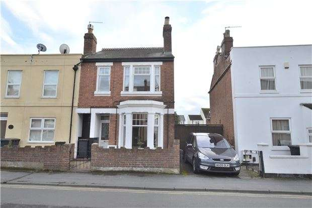3 Bedrooms Semi Detached House for sale in Ryecroft Street, GLOUCESTER, GL1 4LY