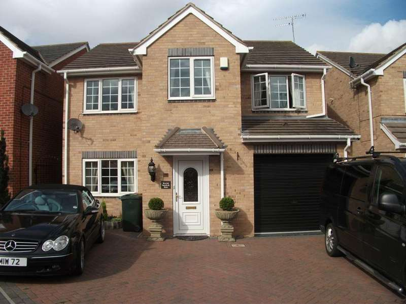 4 Bedrooms Detached House for sale in Woodside View, Bolton On Dearne
