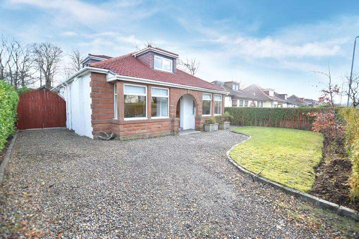 5 Bedrooms Detached House for sale in 44 Milngavie Road, Bearsden, G61 2DP