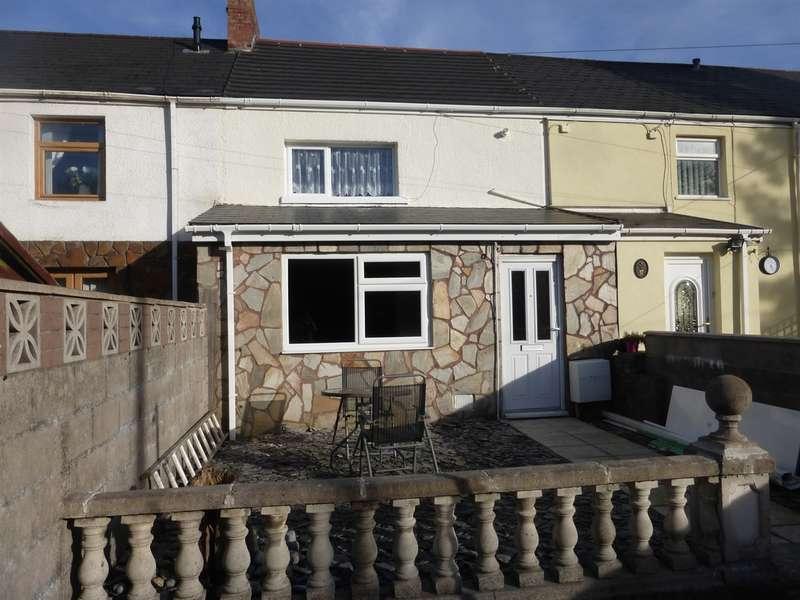3 Bedrooms Terraced House for sale in Macgregor Row, Maesteg