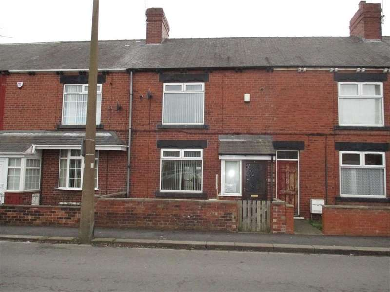2 Bedrooms Terraced House for sale in Stonyford Road, Wombwell, BARNSLEY, South Yorkshire