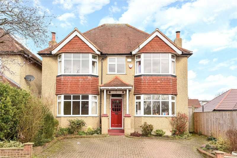 5 Bedrooms House for sale in The Cloisters, Rickmansworth, Hertfordshire, WD3