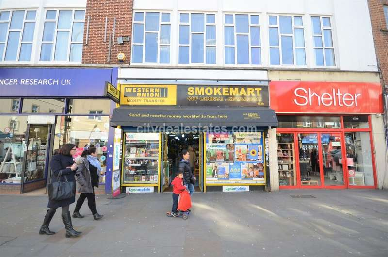 Shop Commercial for sale in King Street, Hammersmith W6 9JG
