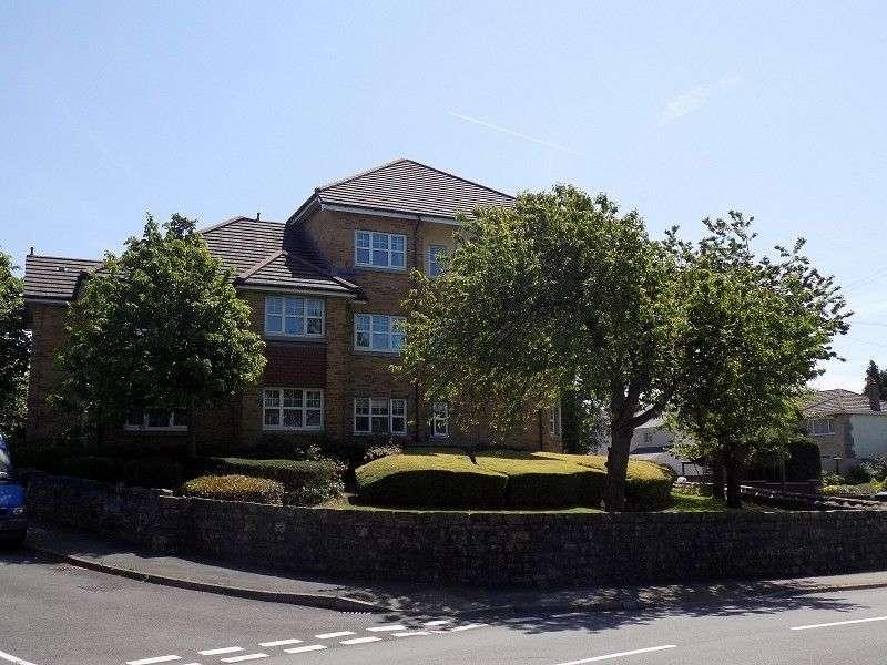2 Bedrooms Ground Flat for sale in Park Street, Bridgend, Bridgend. CF31 4BB
