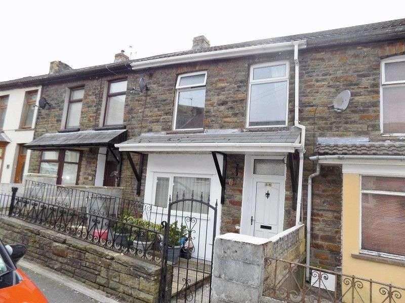 3 Bedrooms Terraced House for sale in Oakfield Terrace, Nantymoel, Bridgend. CF32 7SR