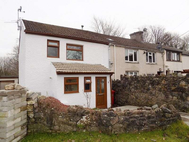 2 Bedrooms End Of Terrace House for sale in Archway Cottages, Heol Tyn Y Garn , Pen-y-fai, Bridgend. CF31 4NY