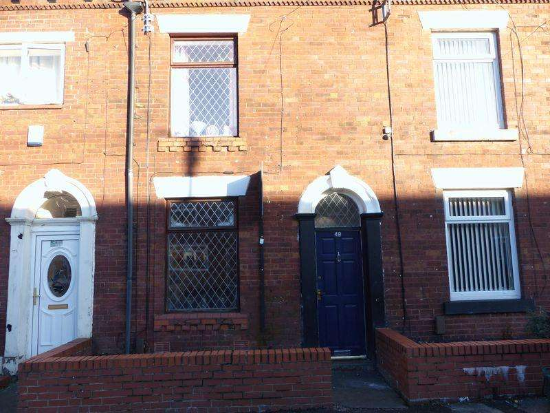 2 Bedrooms Terraced House for sale in Esther Street, Oldham