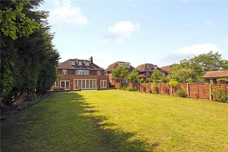 6 Bedrooms Detached House for sale in Aylmer Road, Hampstead Garden Suburb, London, N2
