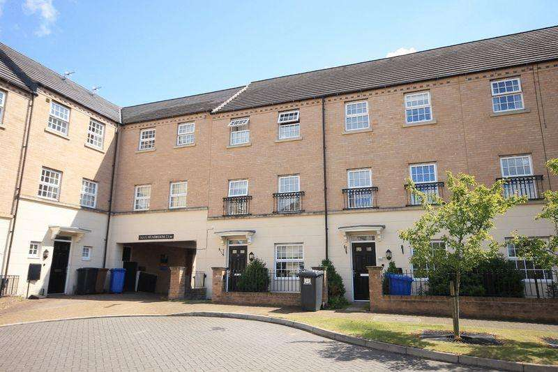 4 Bedrooms Town House for sale in FALSTAFF COURT, CHELLASTON
