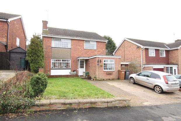 4 Bedrooms Detached House for sale in Waltham Rise, Melton Mowbray, LE13