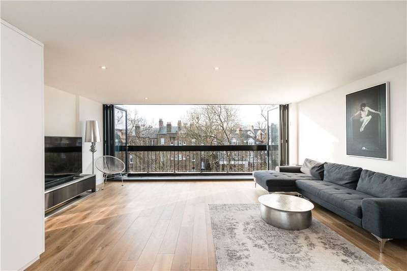 4 Bedrooms Penthouse Flat for sale in Haverstock Hill, Belsize Park, London, NW3