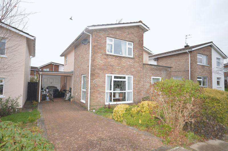 3 Bedrooms Detached House for sale in 5 Talyfan Close, Cowbridge, Vale of Glamorgan, CF71 7HT