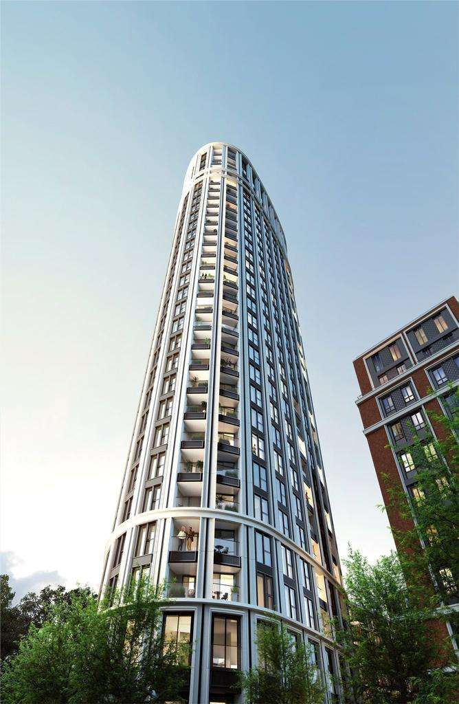 2 Bedrooms Flat for sale in West End Gate, Newcastle Place, London