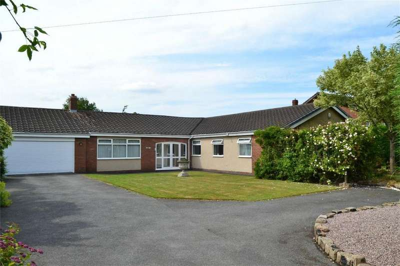 4 Bedrooms Detached Bungalow for sale in Old Aston Hill, Ewloe, Flintshire