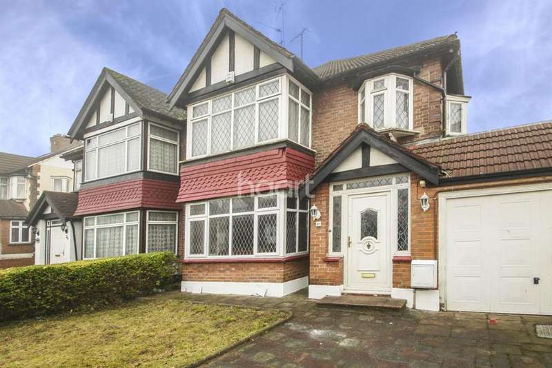 5 Bedrooms Semi Detached House for sale in Kingsway, Wembley