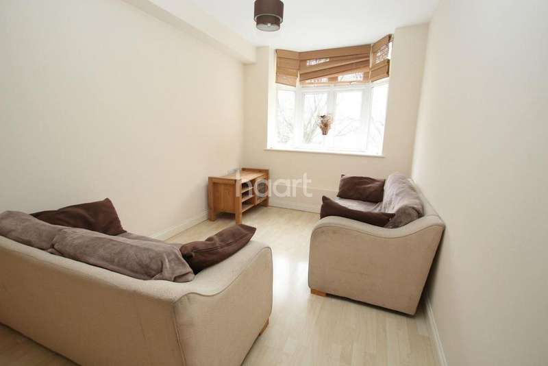1 Bedroom Flat for sale in Minster Court, York Road, Leicester