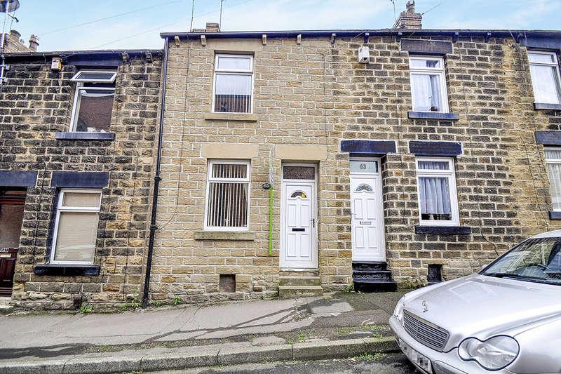 2 Bedrooms Property for sale in Brinckman Street, Barnsley, S70