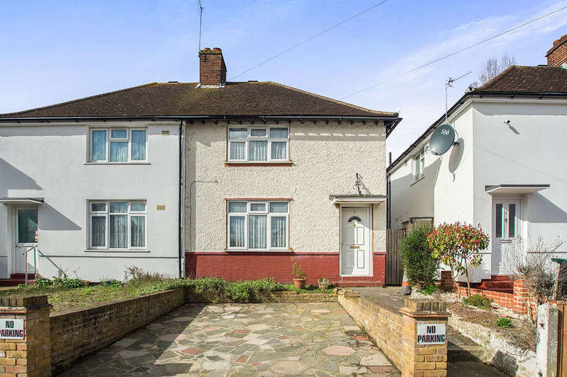 3 Bedrooms Semi Detached House for sale in Rosebery Road, Kingston Upon Thames, KT1