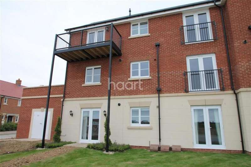 1 Bedroom Flat for sale in Broadview Close, Kingsnorth