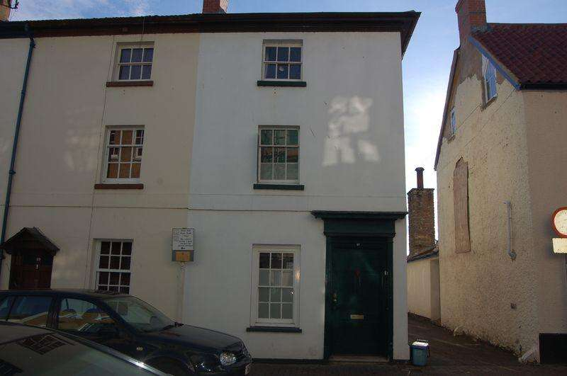 3 Bedrooms Town House for sale in St Mary Street, Monmouth