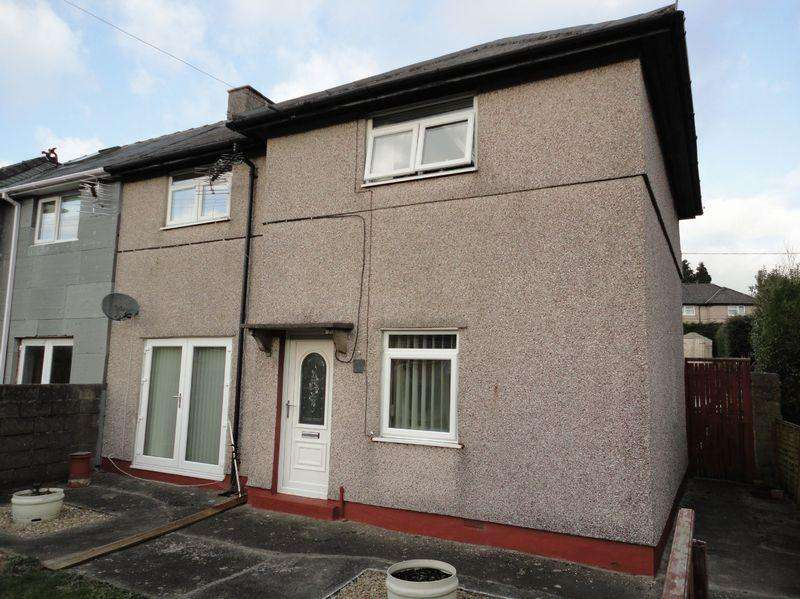 3 Bedrooms Semi Detached House for sale in 106 Manor Road, PONTYPOOL, Torfaen
