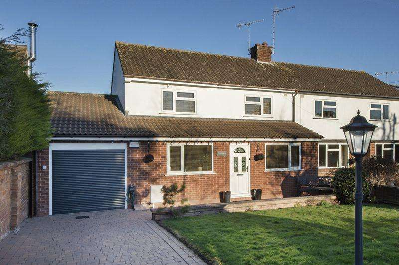 3 Bedrooms Semi Detached House for sale in The Avenue, Stratford-Upon-Avon