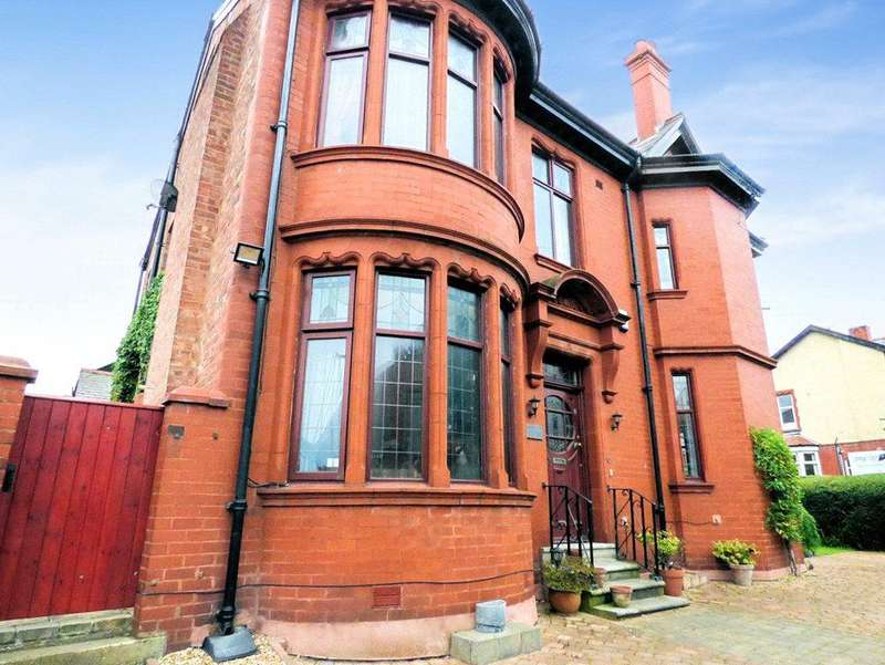 4 Bedrooms Detached House for sale in Leamington Road, Blackpool, Lancashire