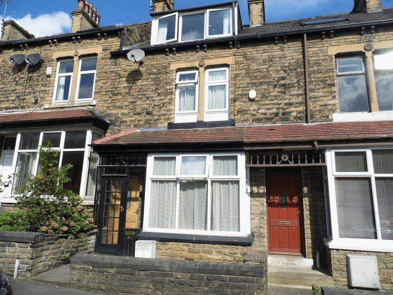 4 Bedrooms Terraced House for sale in Norwood Avenue, Shipley