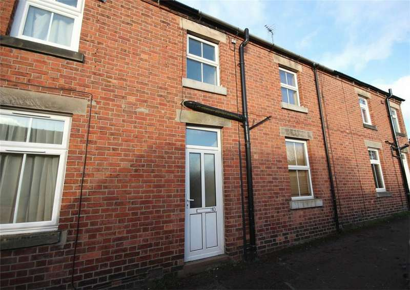 2 Bedrooms Terraced House for sale in Town Hall Yard, Ashbourne, Derbyshire