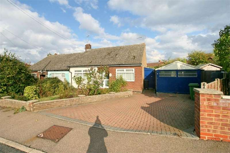 2 Bedrooms Detached House for sale in D'arcy Road, Tiptree, COLCHESTER, Essex