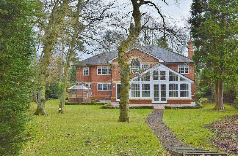 5 Bedrooms Detached House for rent in Western Way, Darras Hall, Ponteland