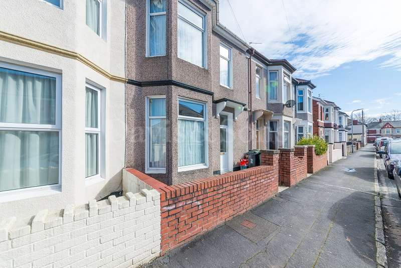 3 Bedrooms Terraced House for sale in Bedford Road, Off Chepstow Road, Newport . NP19 0BW
