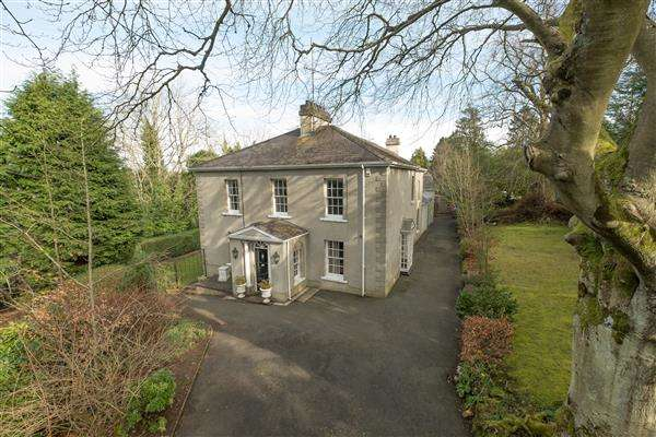 5 Bedrooms Detached House for sale in 'Prospect House', 2 Chanterhill Raod