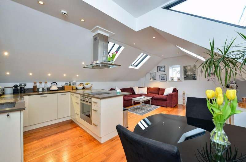 1 Bedroom Flat for sale in Devonshire Place Brighton BN2
