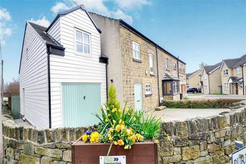4 Bedrooms Cottage House for sale in Smithfield Cottages, Burncross Grove,, Chapeltown, SHEFFIELD, South Yorkshire