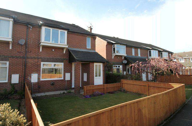 1 Bedroom Apartment Flat for sale in Lytham Walk, Eaglescliffe, Stockton, TS16 9JR
