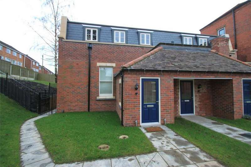 1 Bedroom Flat for sale in Clock Tower View, Wordsley, STOURBRIDGE, West Midlands