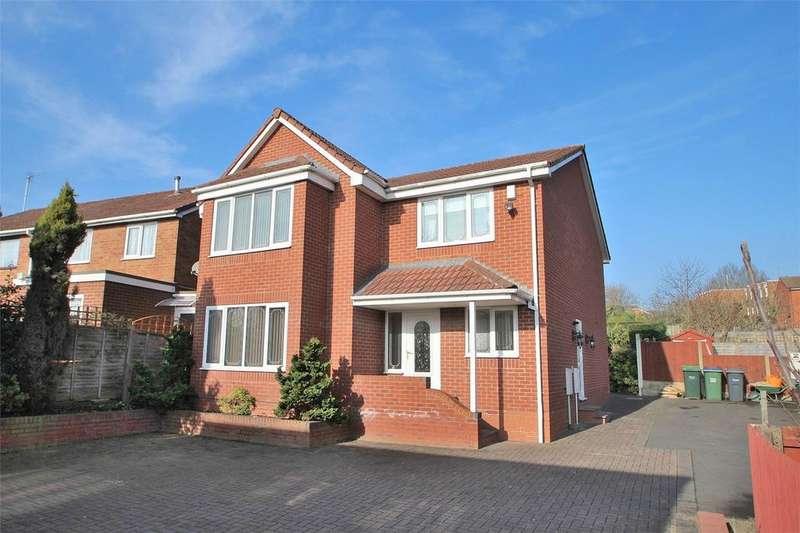 4 Bedrooms Detached House for sale in Rowley Village, ROWLEY REGIS, West Midlands