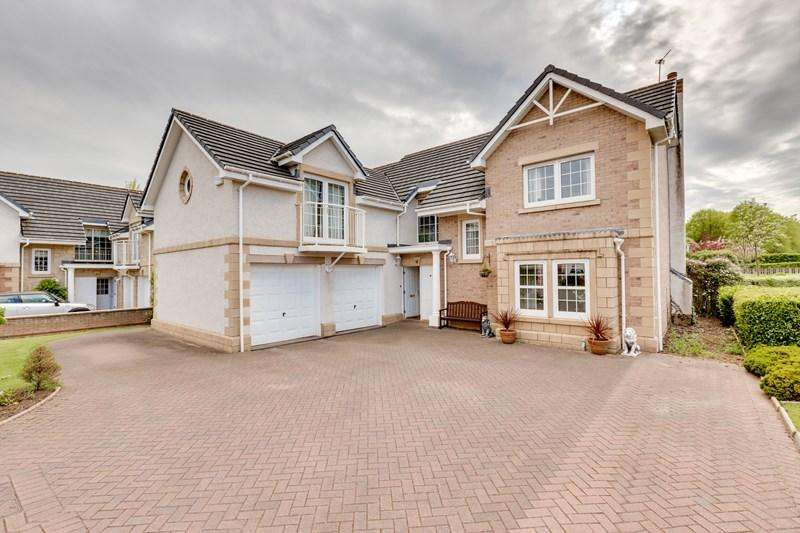 5 Bedrooms Detached House for sale in 18 Ewenfield Place, Ayr, KA7 2QU