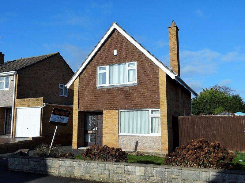 3 Bedrooms Detached House for sale in Holford Road, Bridgwater