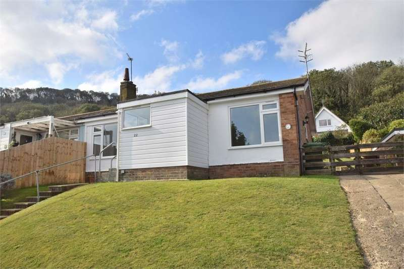 3 Bedrooms Semi Detached Bungalow for sale in Burrow Down, Old Town, East Sussex