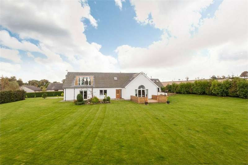 4 Bedrooms Detached House for sale in 5 Gwendoline Row, Drunzie, Milnathort, Kinross-shire