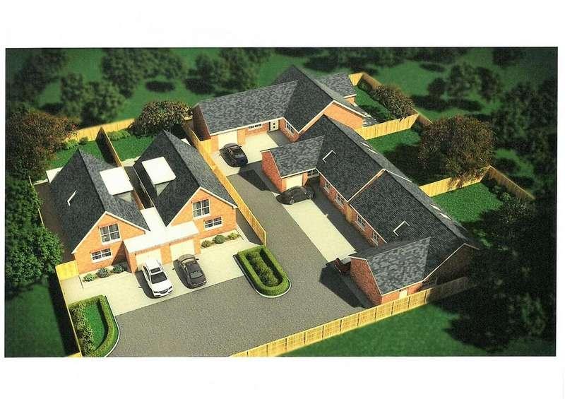 3 Bedrooms Detached Bungalow for sale in Plot 2, Belle Vue Lane, Blidworth