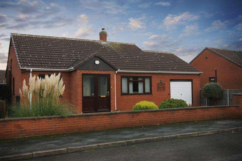 3 Bedrooms Detached Bungalow for sale in Curtis Close, Collingham