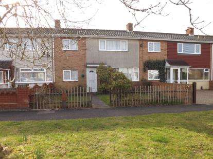 3 Bedrooms Terraced House for sale in Park Gate, Southampton, Hampshire