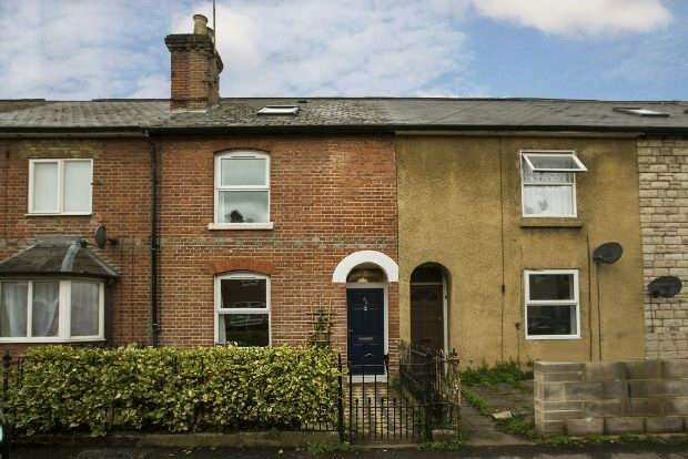 4 Bedrooms Terraced House for sale in Blenheim Road, Reading