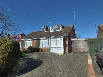 3 Bedrooms Bungalow for sale in Shelley Drive, Bletchley, Milton Keynes, Buckinghamshire