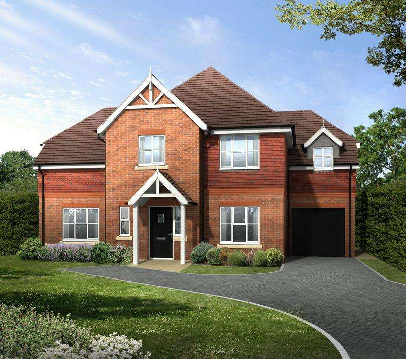 4 Bedrooms Detached House for sale in Sugworth Close, Haywards Heath