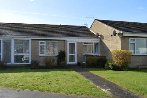 2 Bedrooms Terraced Bungalow for sale in Ladye Wake, Weston-Super-Mare