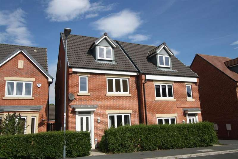 4 Bedrooms Town House for sale in Wakenshaw Drive, Newton Aycliffe
